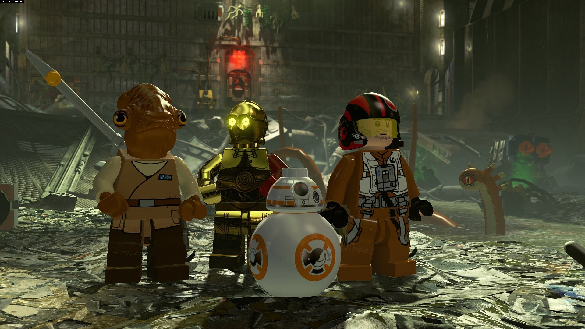 Lego Gwiezdne Wojny Przebudzenie Mocy Poradnik Do Gry Gryonlinepl