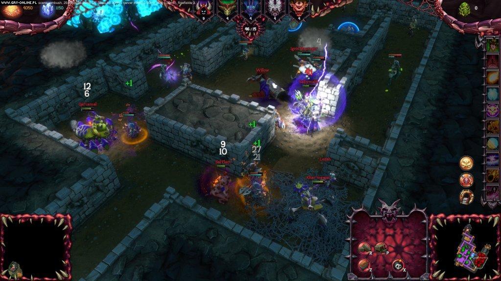 Dungeons II - screenshots gallery - screenshot 5/52 ... Multiplayer Games