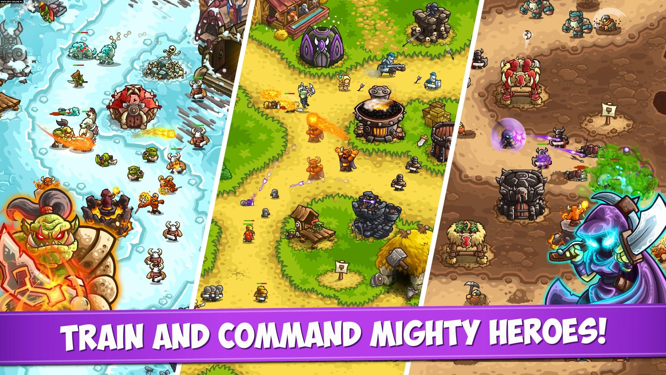 Kingdom Rush Vengeance - screenshots gallery - screenshot 3
