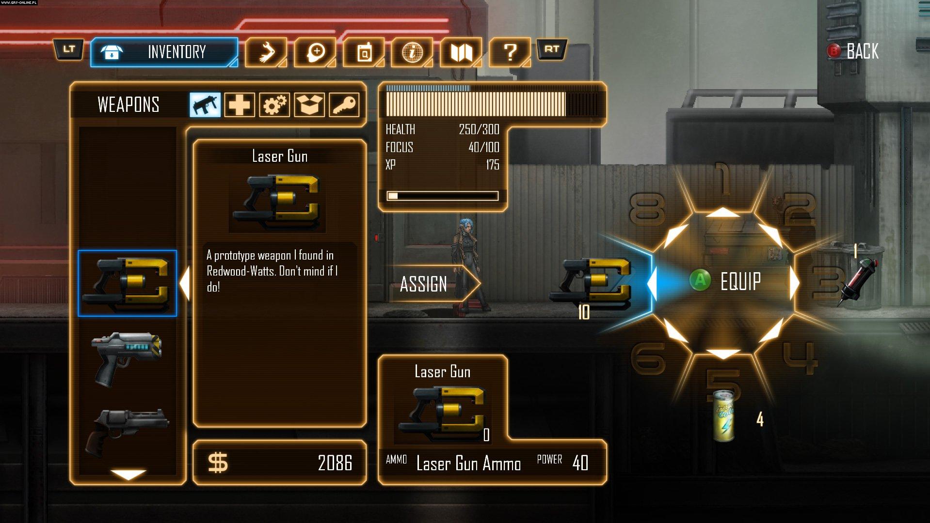 Ps4 Games Science Fiction : Dex screenshots gallery screenshot gamepressure