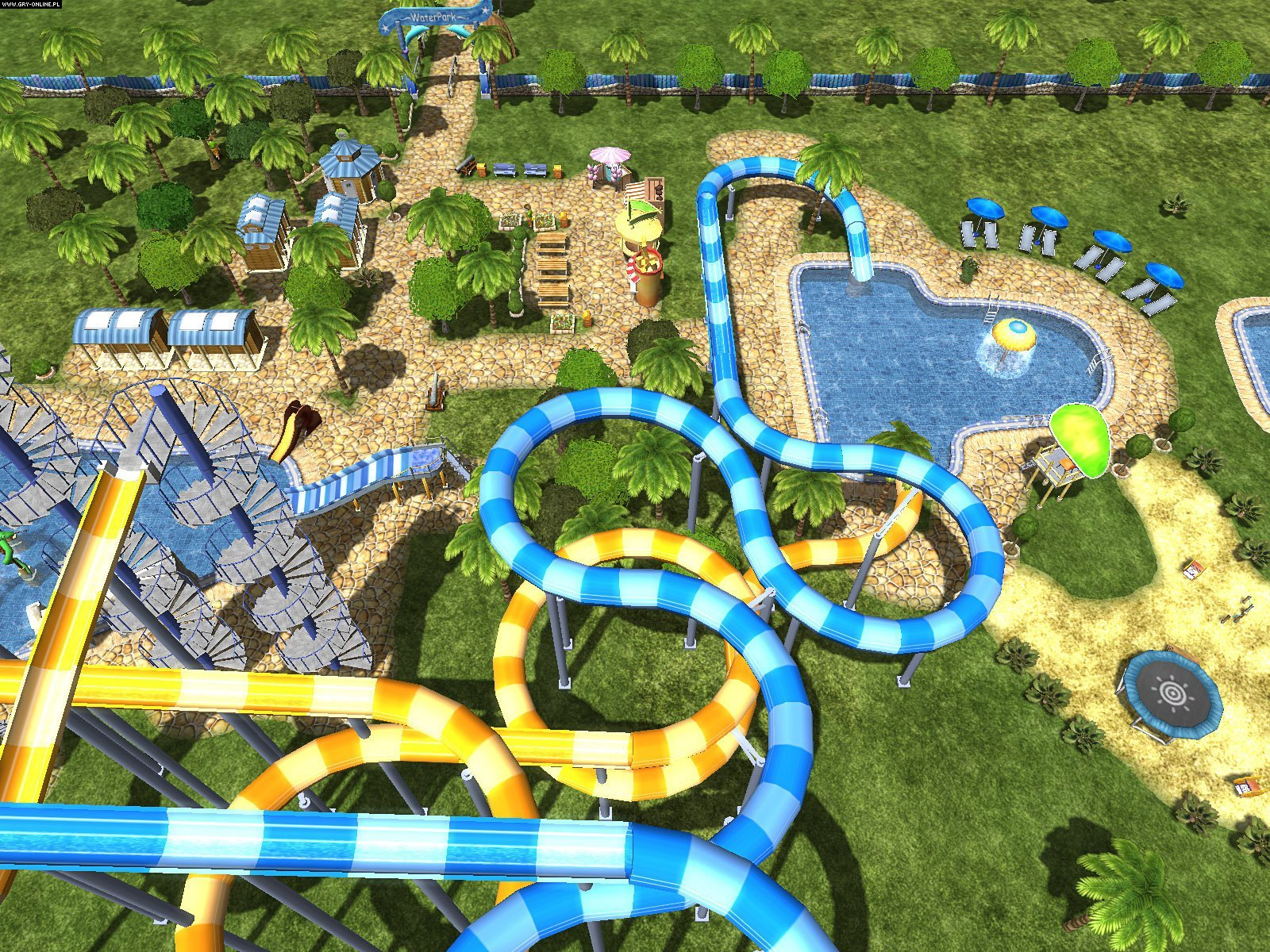 Water Park Tycoon - screenshots gallery - screenshot 6/6