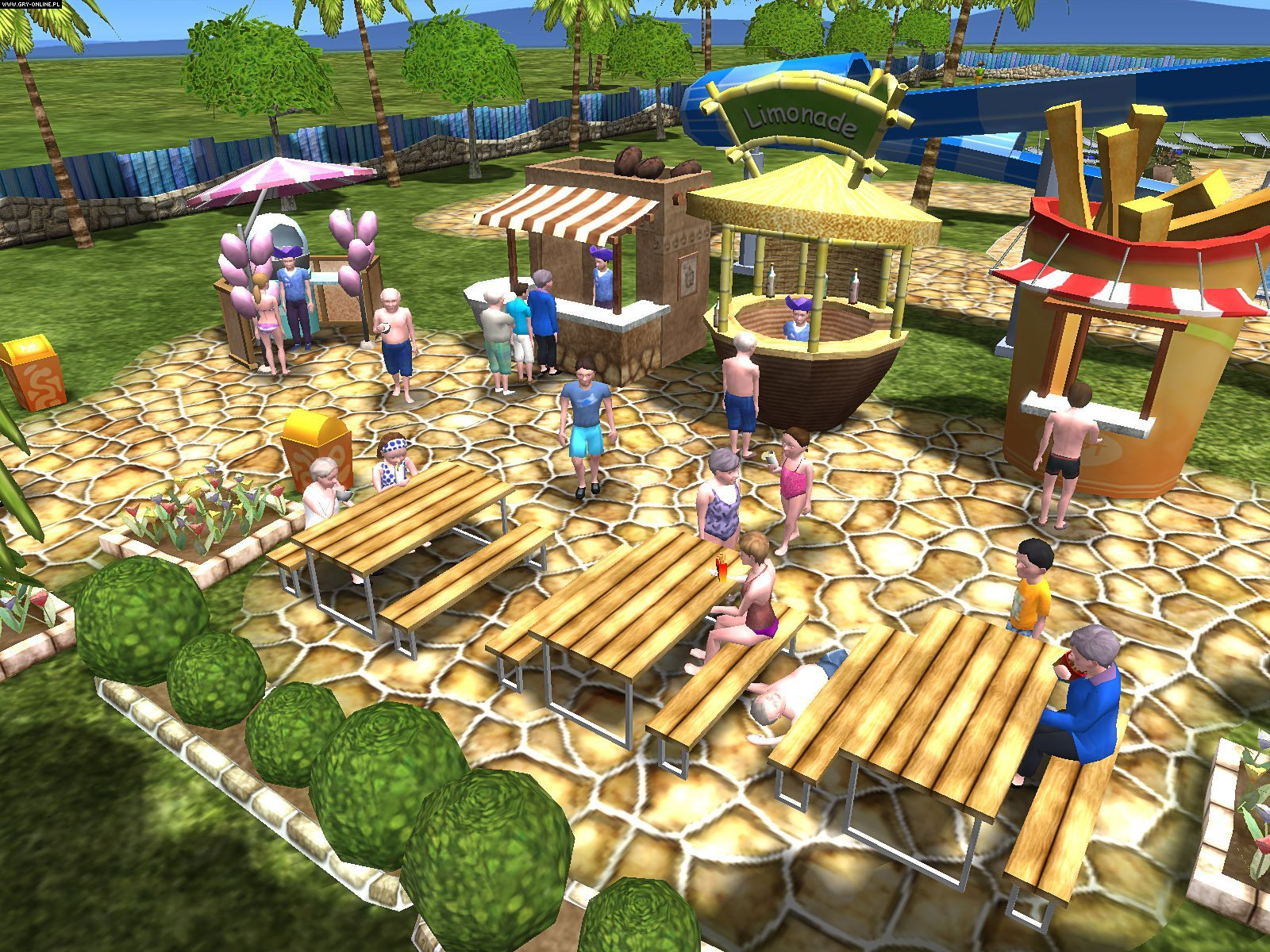 Water Park Tycoon - screenshots gallery - screenshot 5/6
