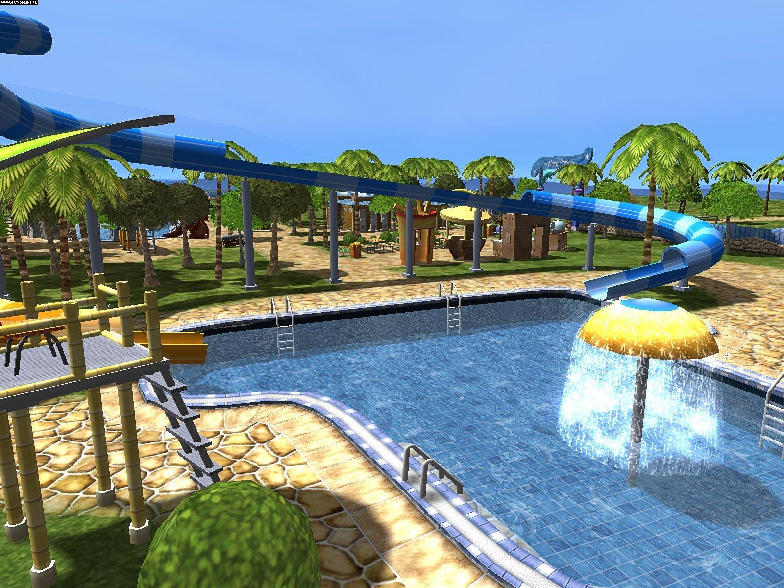 Water Park Tycoon - screenshots gallery - screenshot 4/6