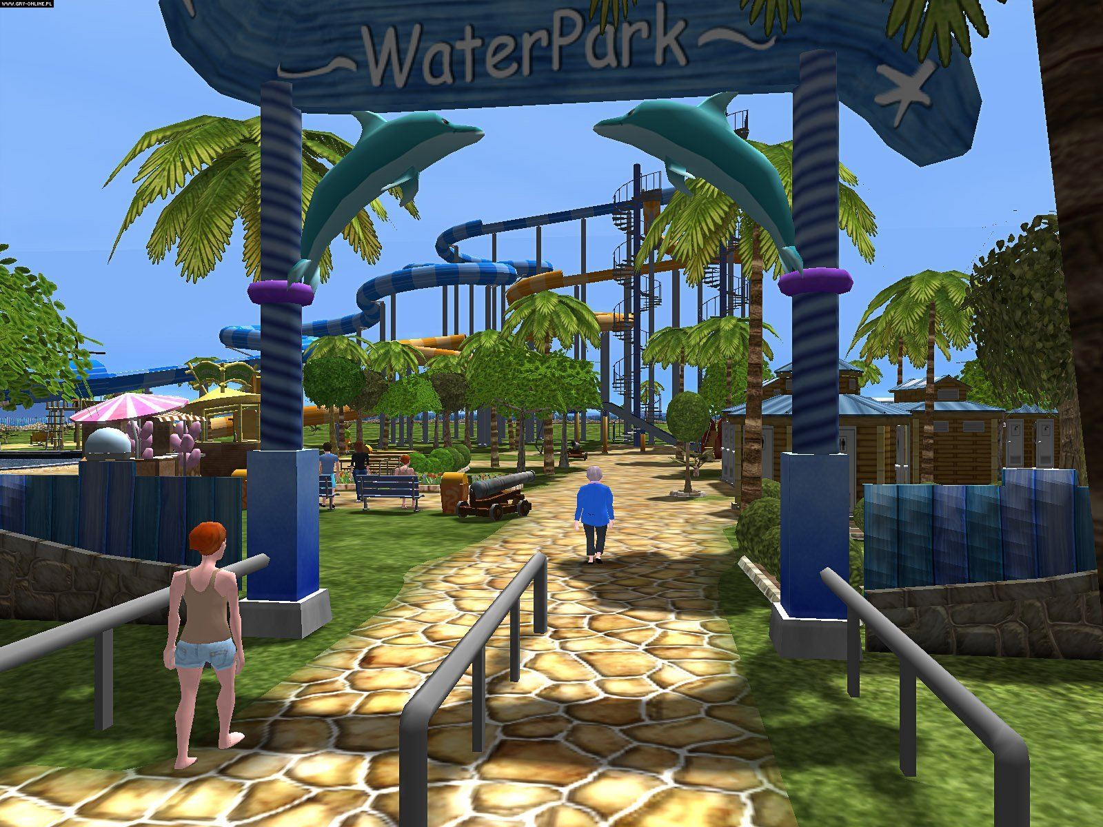 Water Park Tycoon - screenshots gallery - screenshot 3/6