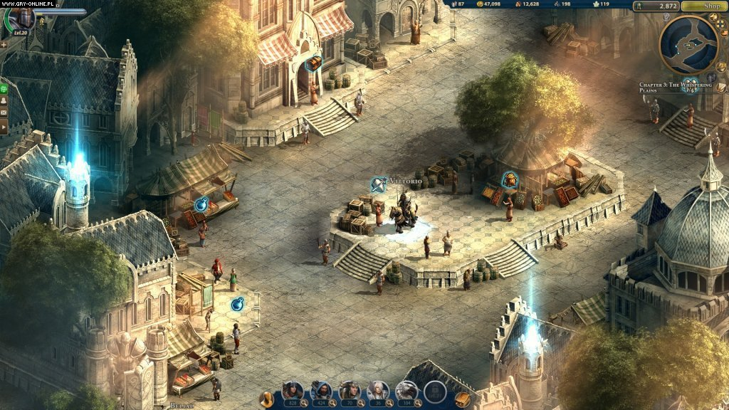 Might & Magic: Heroes Online WWW Gry Screen 2/20, Blue Byte GmbH, Ubisoft
