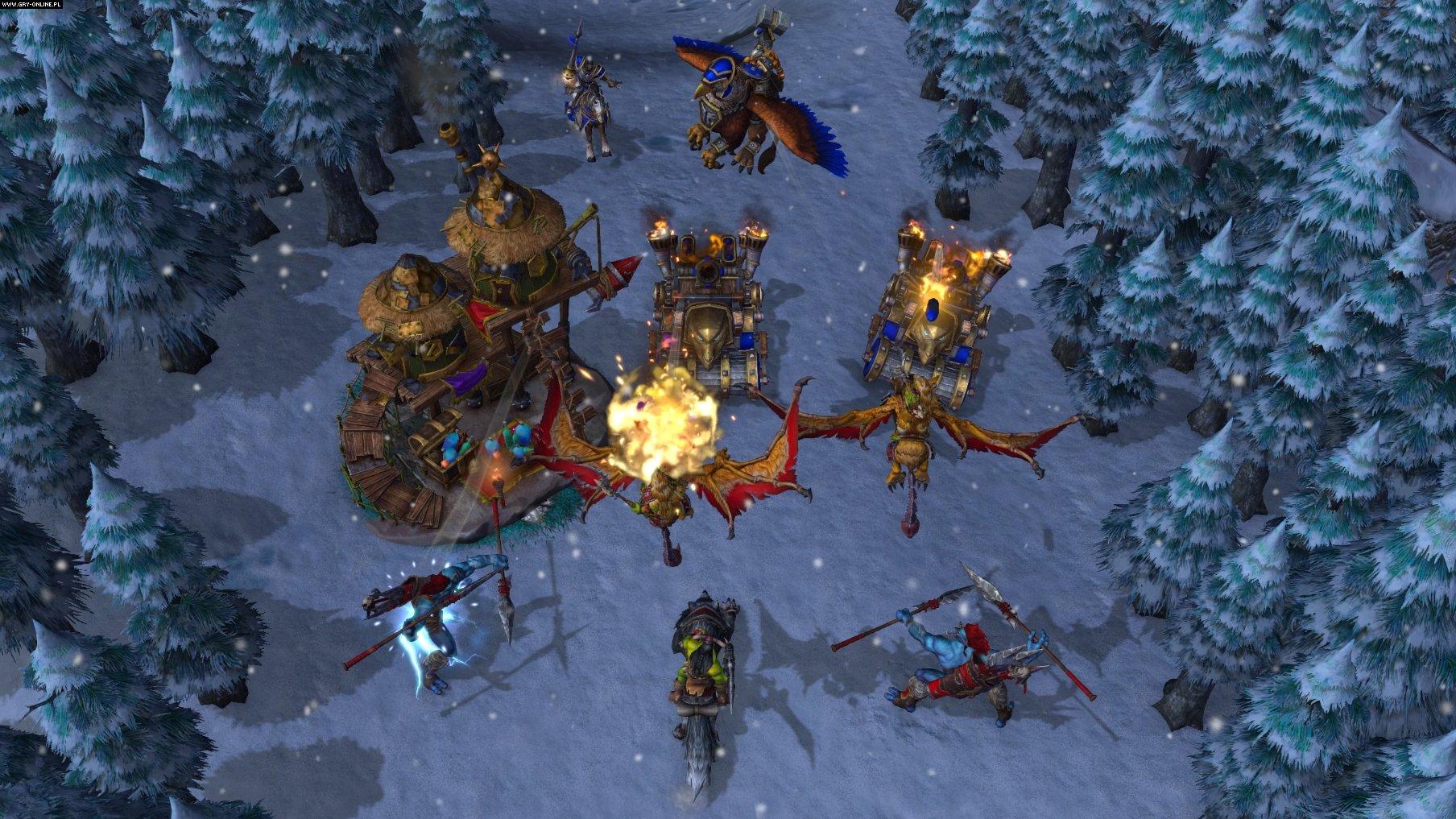 Warcraft 3:Reforged PC gameplay