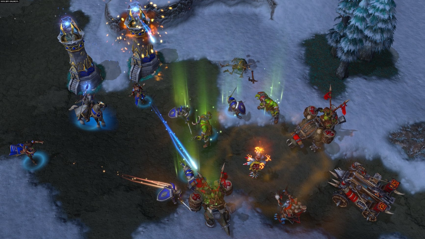 Warcraft III: Reforged PC Games Image 4/41, Blizzard Entertainment, Activision Blizzard