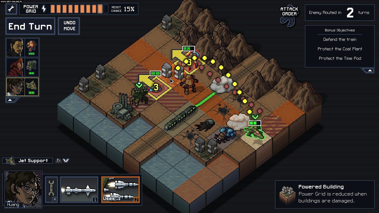 Into the Breach PC Gry Screen 11/11, Subset Games