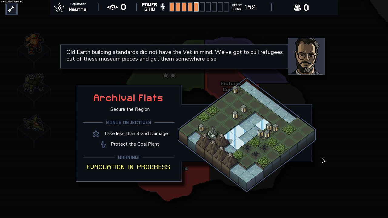 Into the Breach PC Gry Screen 10/11, Subset Games