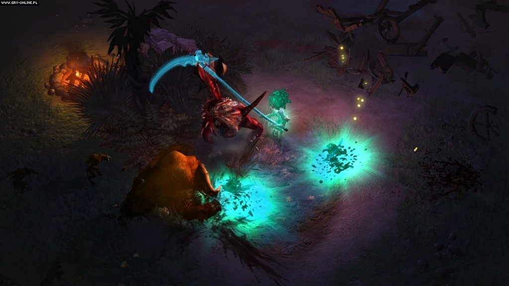 Diablo III: Rise of the Necromancer PC, PS4, XONE Games Image 9/12, Blizzard Entertainment