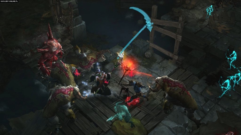 Diablo III: Rise of the Necromancer PC, PS4, XONE Games Image 2/12, Blizzard Entertainment