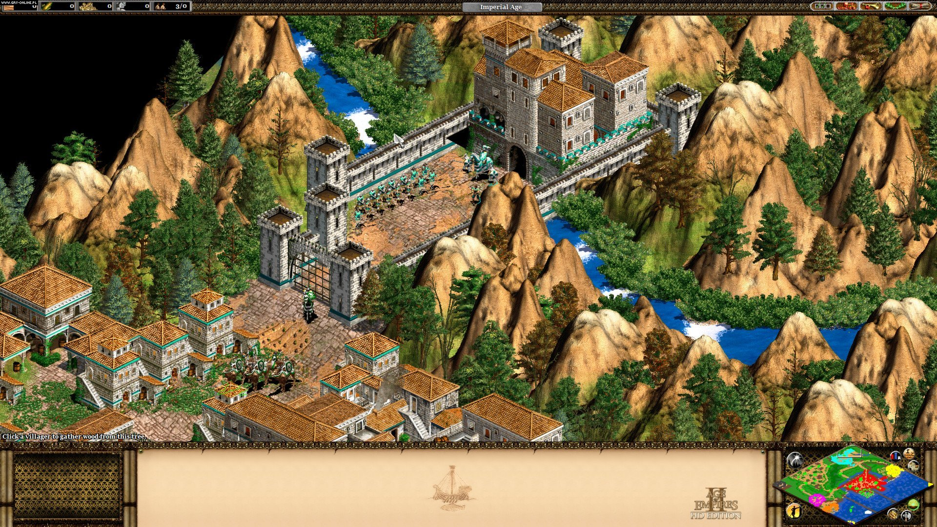 how to play age of empires 2 hd online