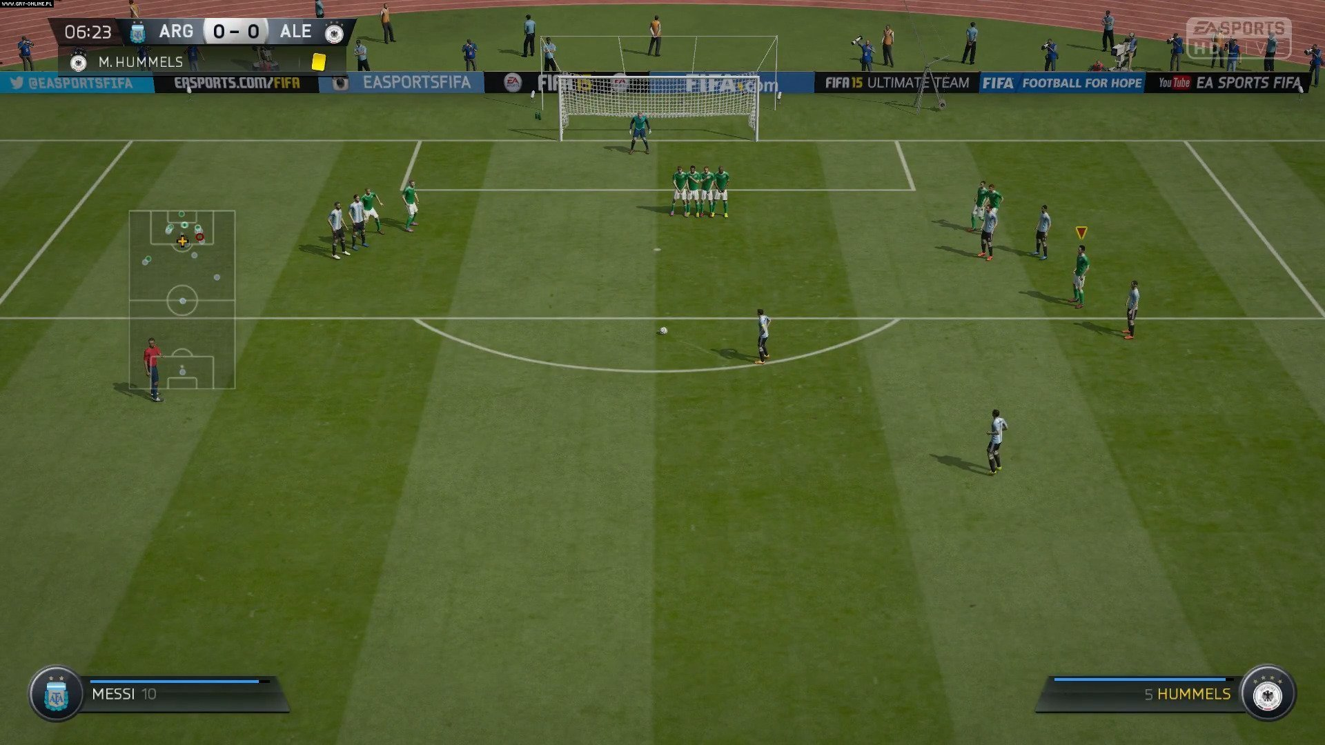 FIFA 15 - screenshots gallery - screenshot 7/37 ...