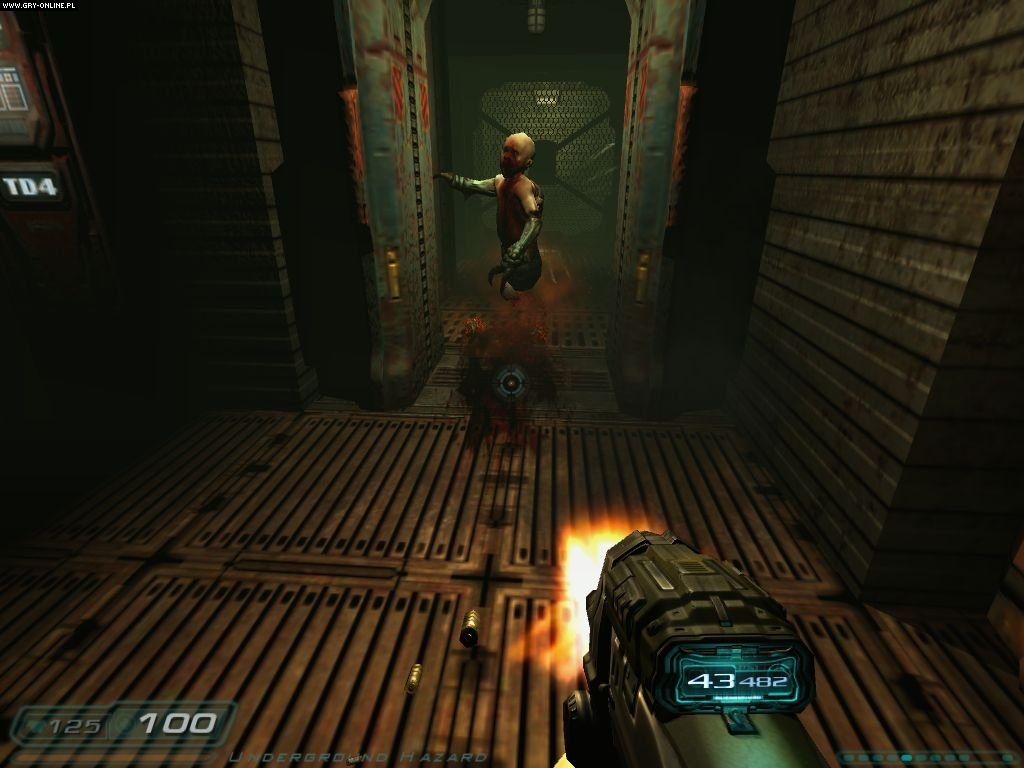 تحميل لعبة الأكشن DOOM 3