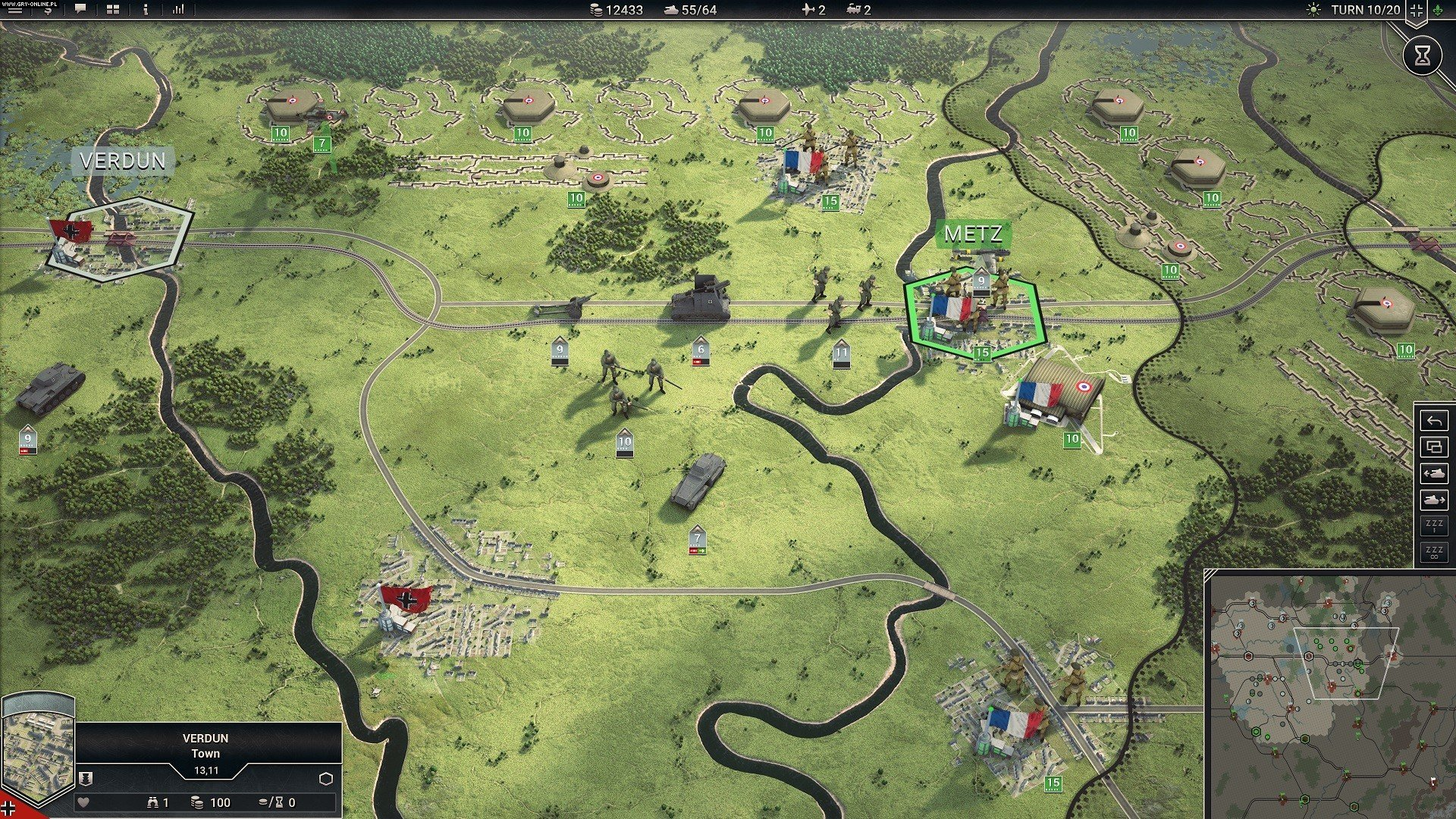 Panzer Corps 2 PC Games Image 3/20, Flashback Games, Matrix Games/Slitherine