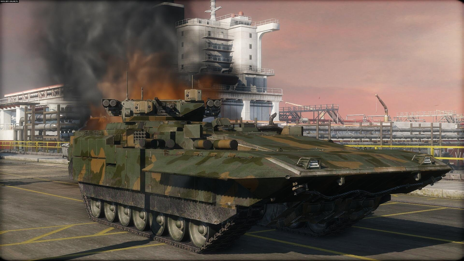Armored Warfare PC, PS4, XONE Gry Screen 3/229, Obsidian Entertainment, My.com
