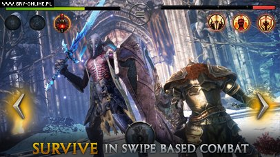 Lords of the Fallen (2017) AND, iOS Games Image 5/5, CI Games / City Interactive