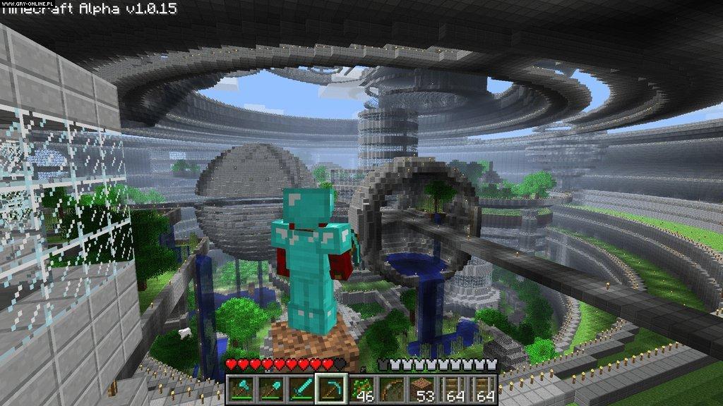 gry minecraft online