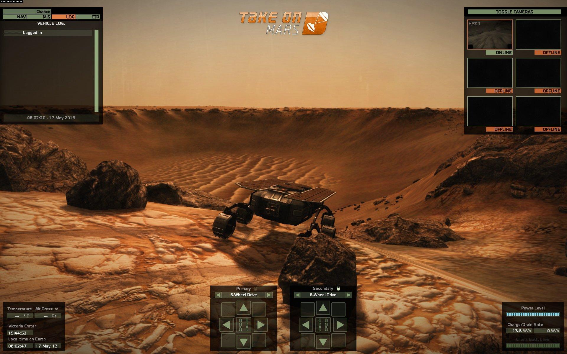 Take on Mars PC Games Image 48/48, Bohemia Interactive Studio