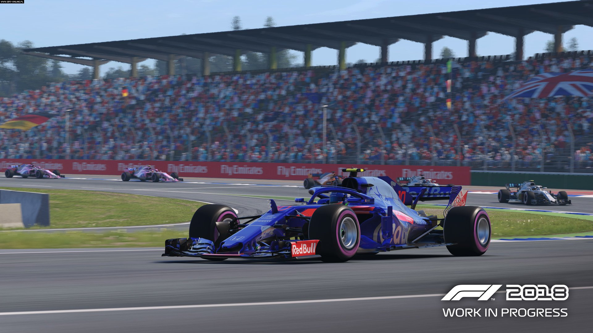 F1 2018 PC, PS4, XONE Games Image 8/43, Codemasters Software