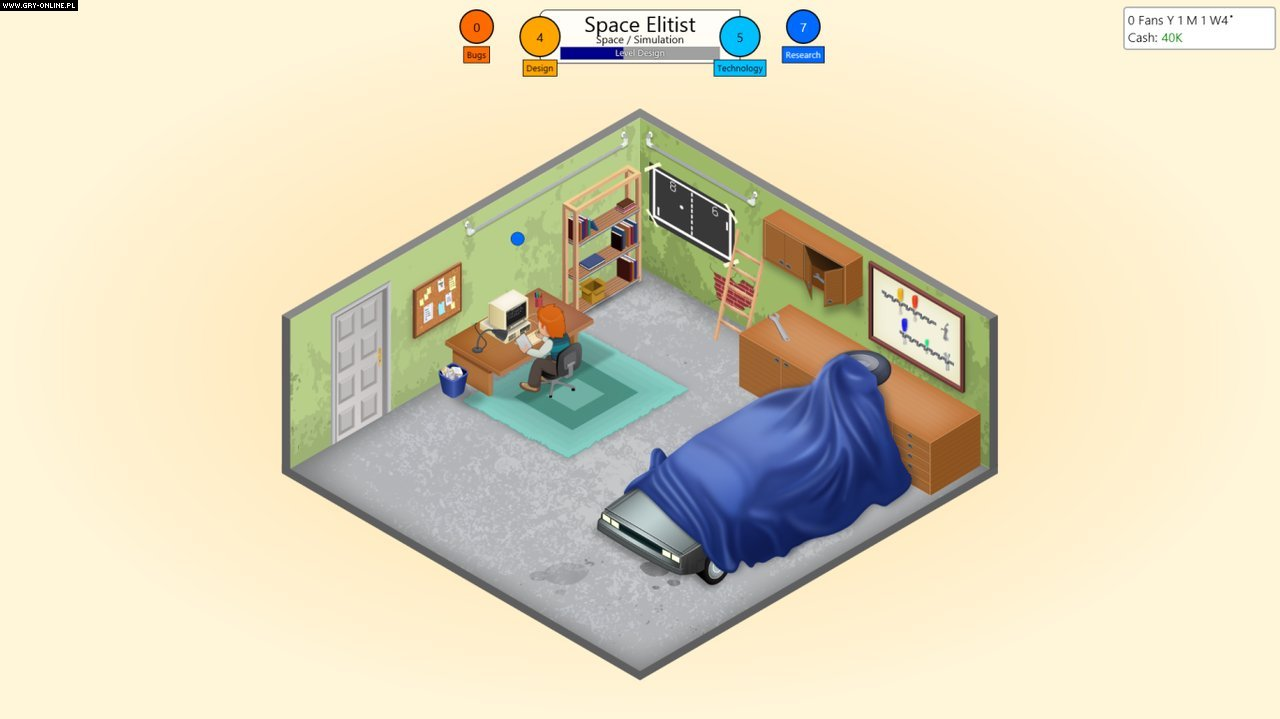 Game Dev Tycoon PC, AND, iOS Gry Screen 5/5, Greenheart Games
