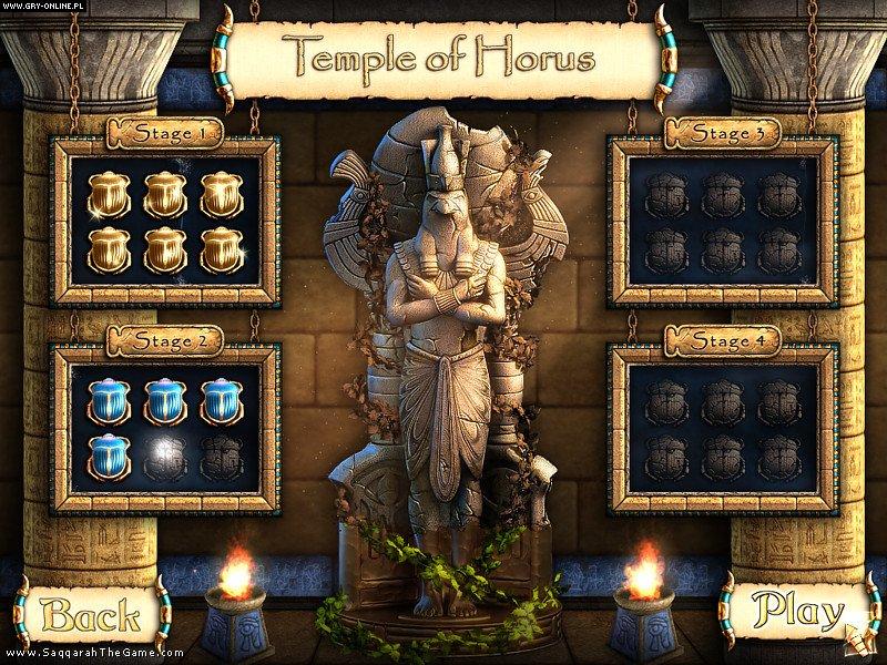Ancient quest of saqqarah key generator