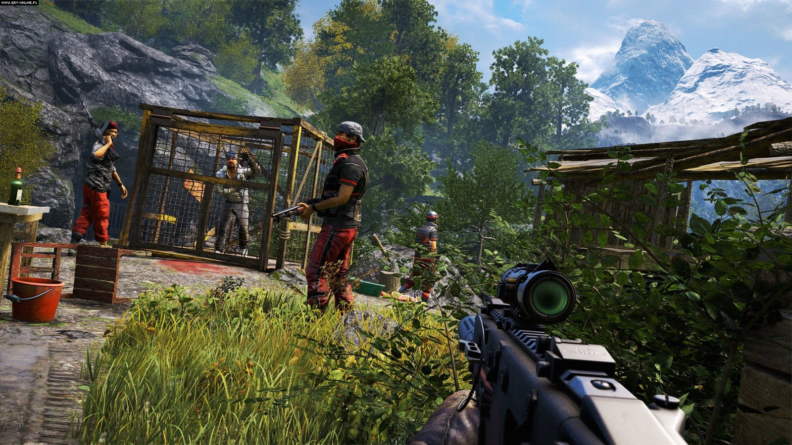 Far Cry 4 PS4 Gameplay e Requisitos Minimos