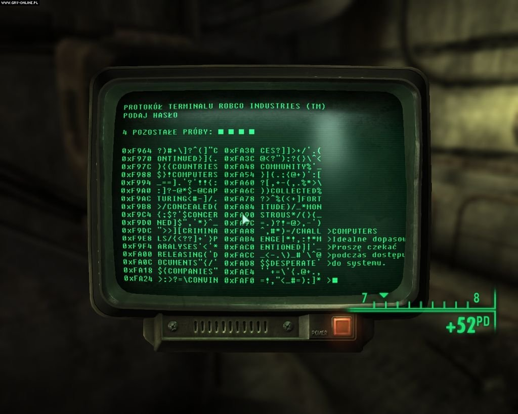 Fallout 3 PC Gry Screen 7/68, Bethesda Softworks