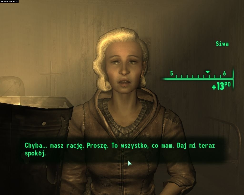 Fallout 3 PC Gry Screen 3/68, Bethesda Softworks