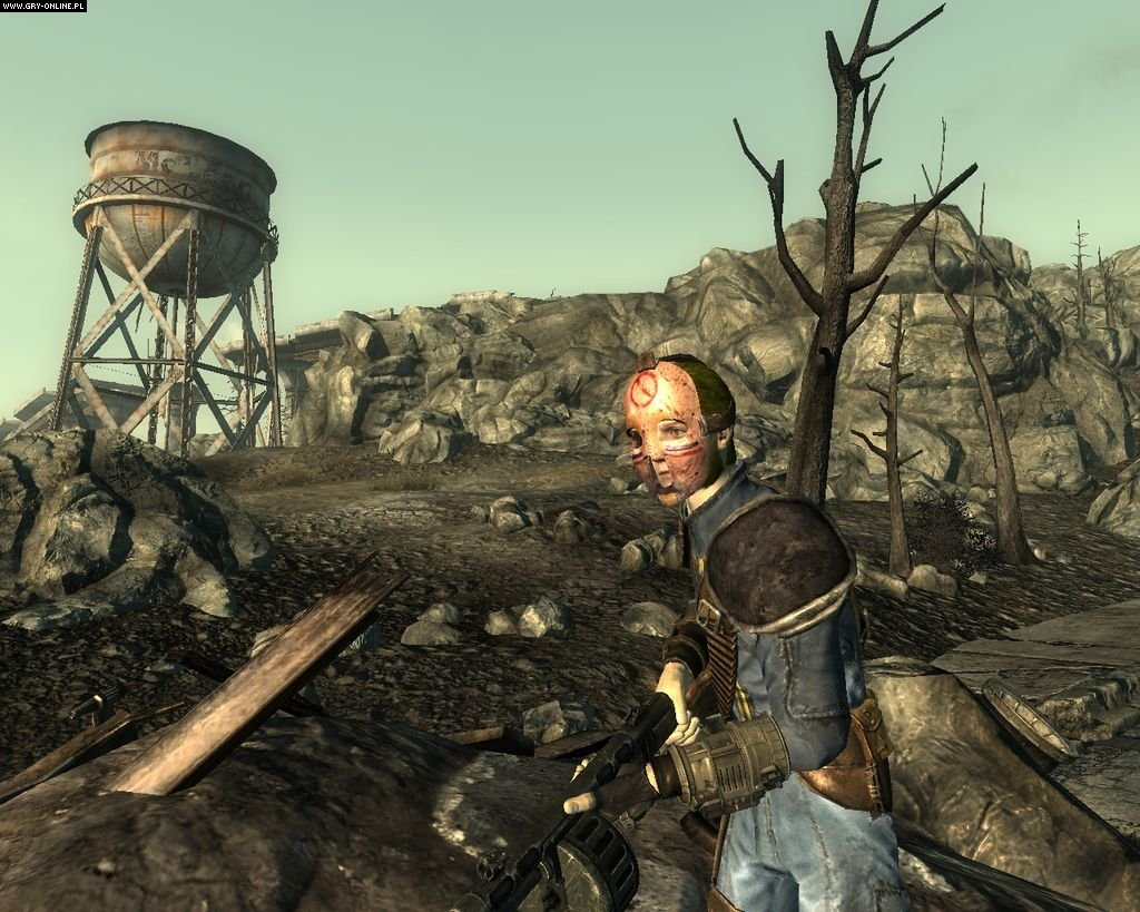 Fallout 3 PC Gry Screen 2/68, Bethesda Softworks