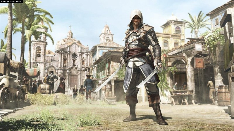 Assassin's Creed IV: Black Flag PC, X360, PS3, WiiU Gry Screen 98/107, Ubisoft