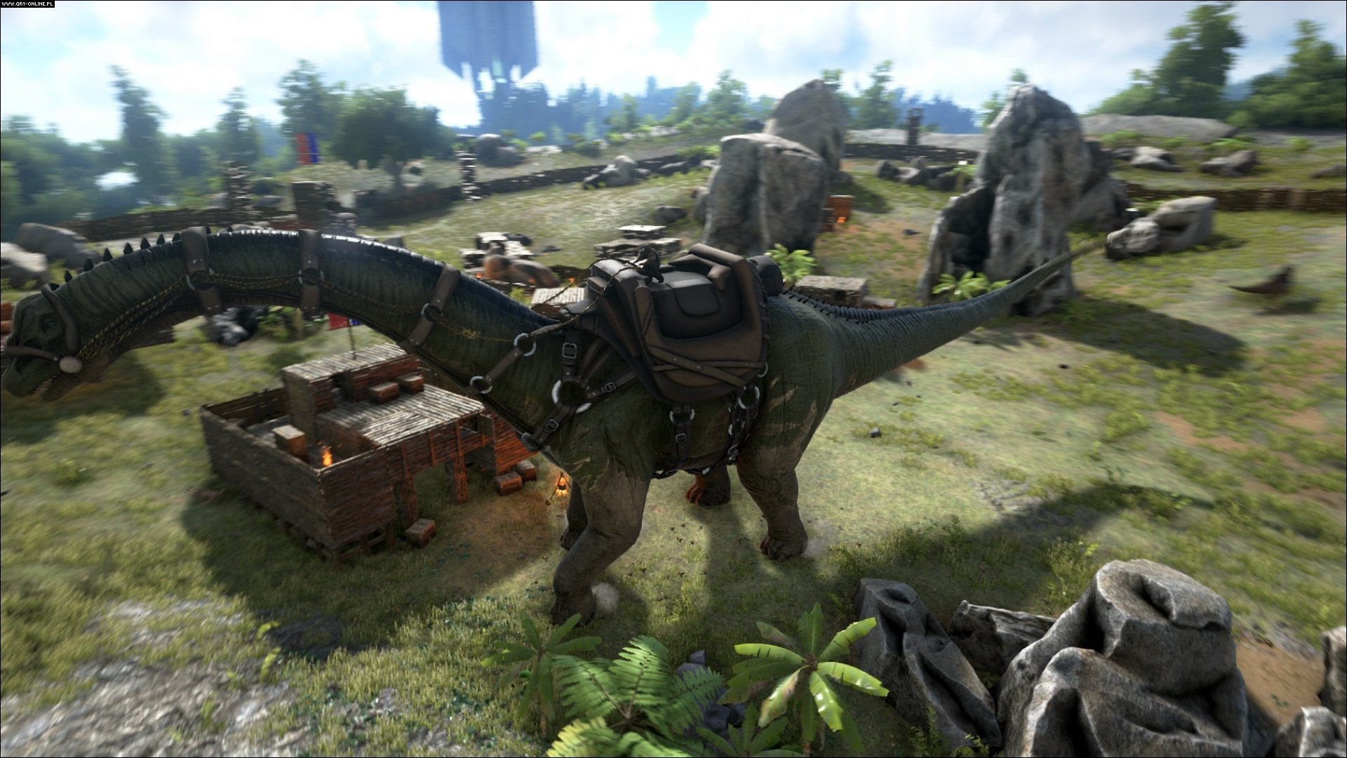 ARK: Survival Evolved PC, PS4, XONE Gry Screen 143/148, Studio Wildcard
