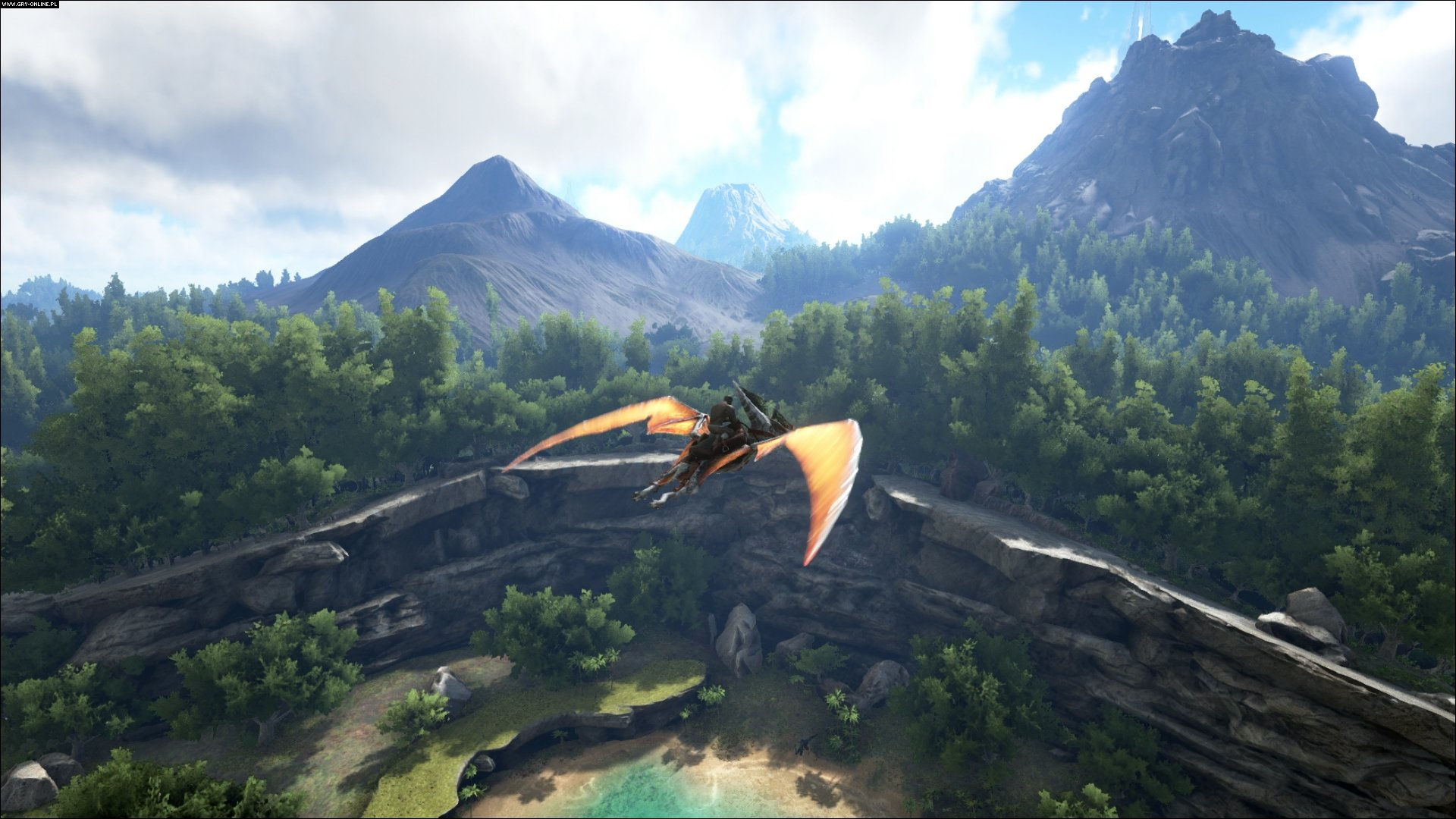 ARK: Survival Evolved PC, PS4, XONE Gry Screen 139/148, Studio Wildcard