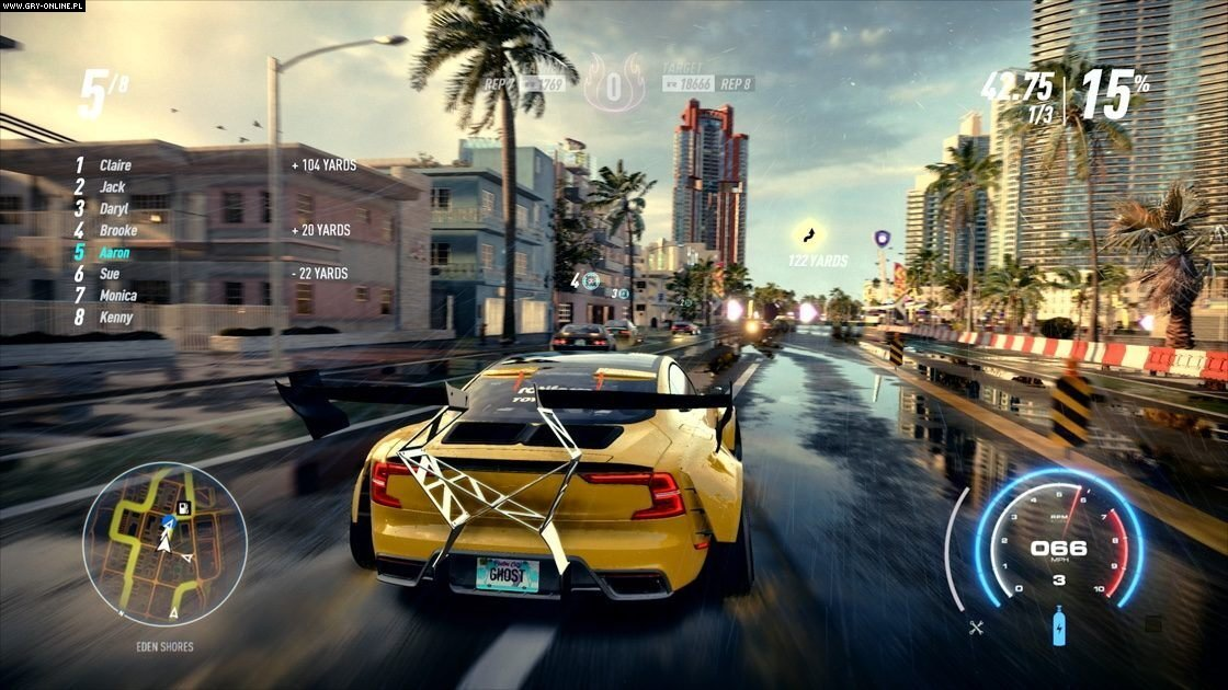 Need for Speed: Heat PC, PS4, XONE Games Image 6/8, Ghost Games, Electronic Arts Inc.