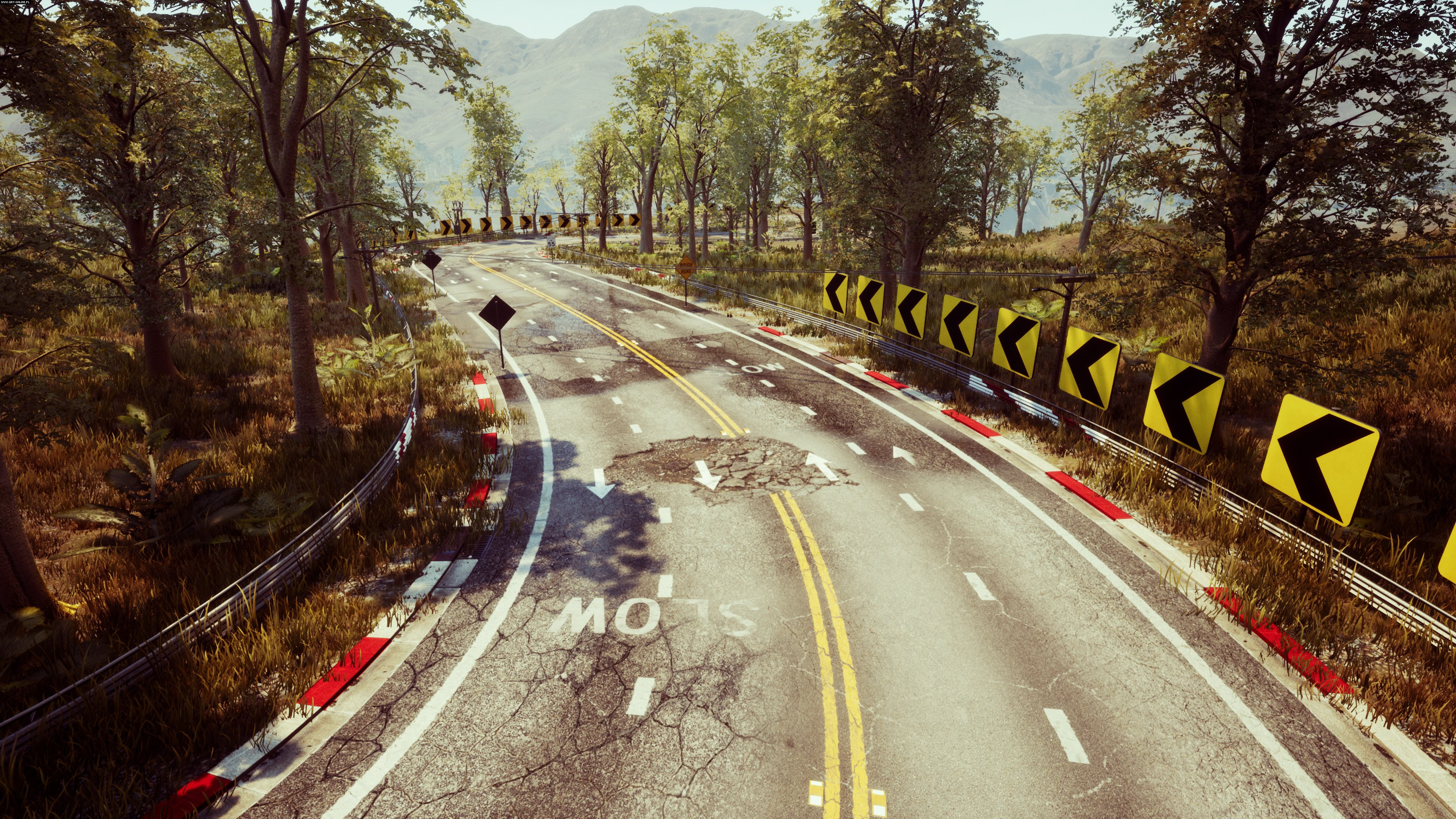 Dangerous Driving - screenshots gallery - screenshot 6/21