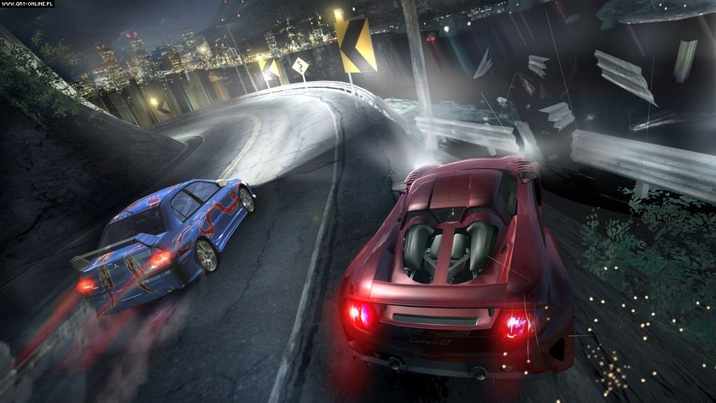Need for Speed: Carbon PS3,