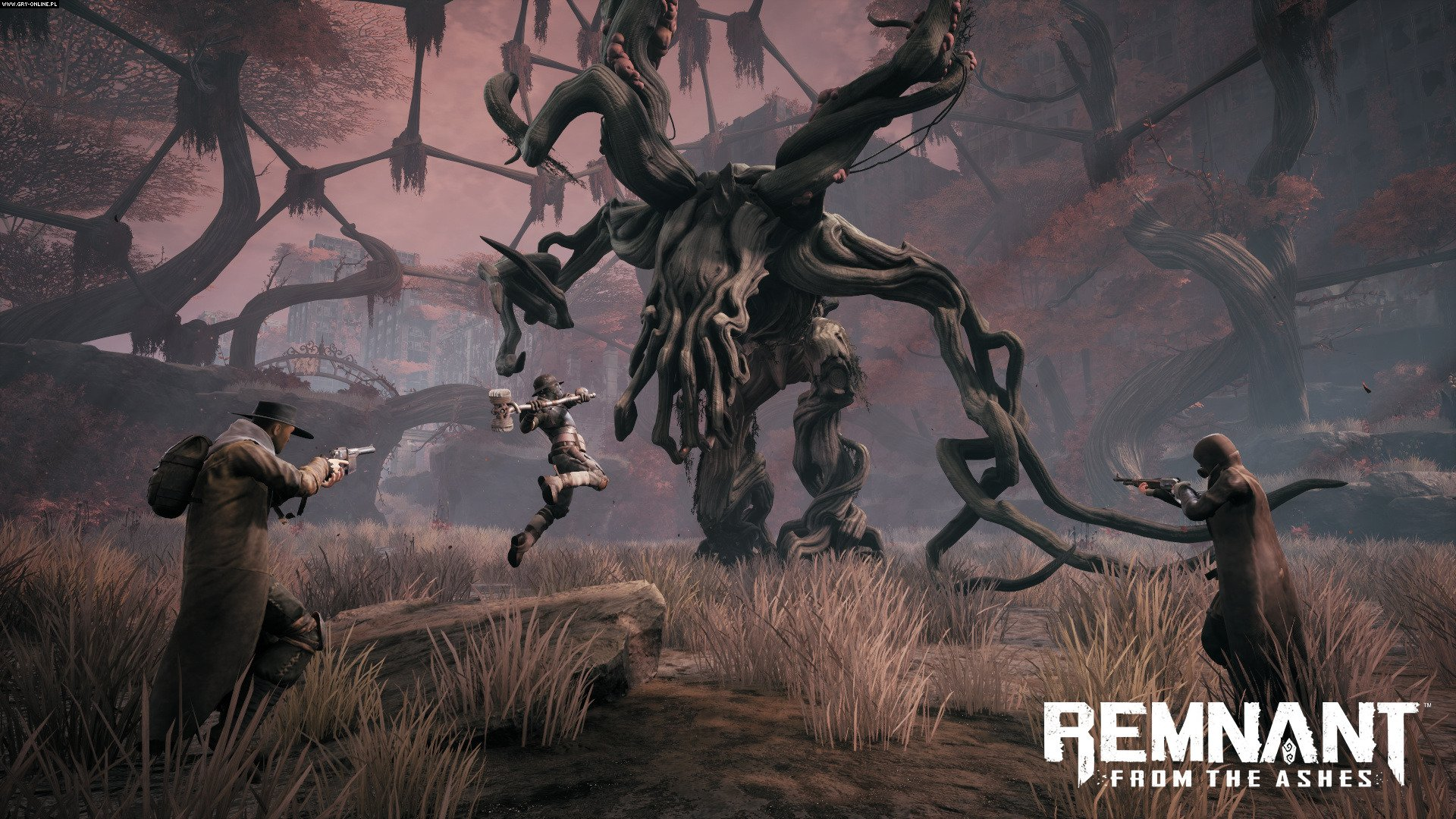 Remnant: From the Ashes PC, PS4, XONE Games Image 13/21, Gunfire Games, Perfect World Entertainment