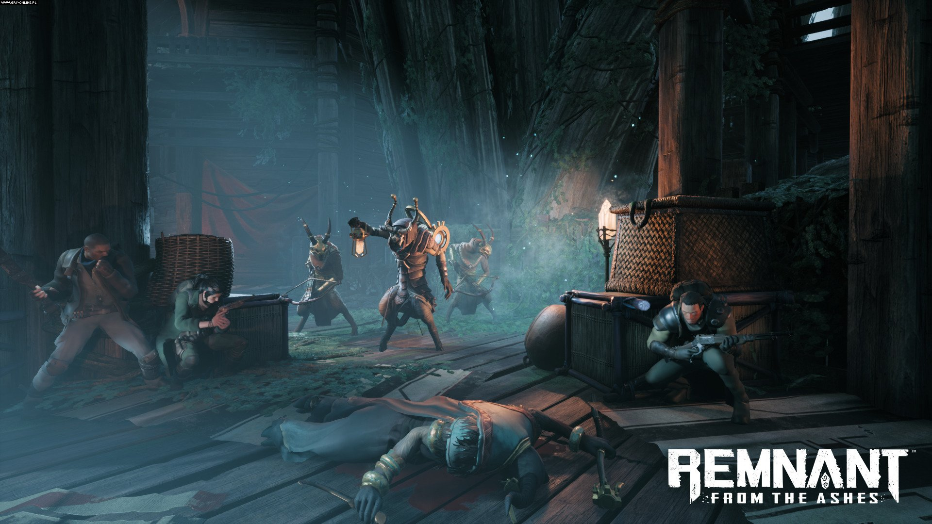 Remnant: From the Ashes PC, PS4, XONE Gry Screen 11/21, Gunfire Games, Perfect World Entertainment