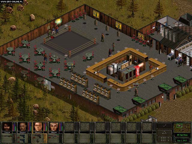 Jagged Alliance 2: Wildfire PC Gry Screen 5/15, I-Deal Games Studios, Strategy First