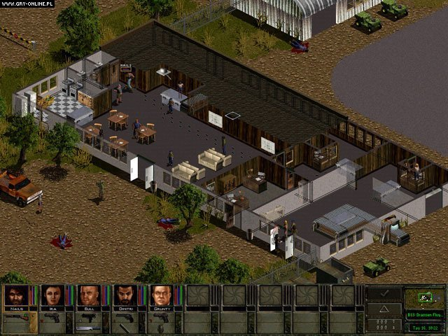Jagged Alliance 2: Wildfire PC Gry Screen 4/15, I-Deal Games Studios, Strategy First