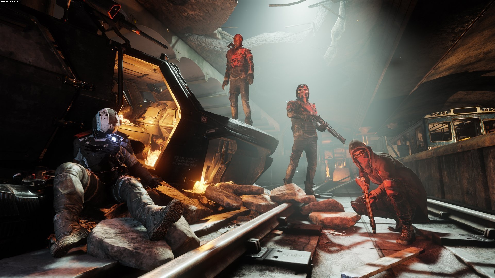 Homefront: The Revolution PC, PS4, XONE Games Image 10/43, Deep Silver Dambuster Studios, Deep Silver / Koch Media