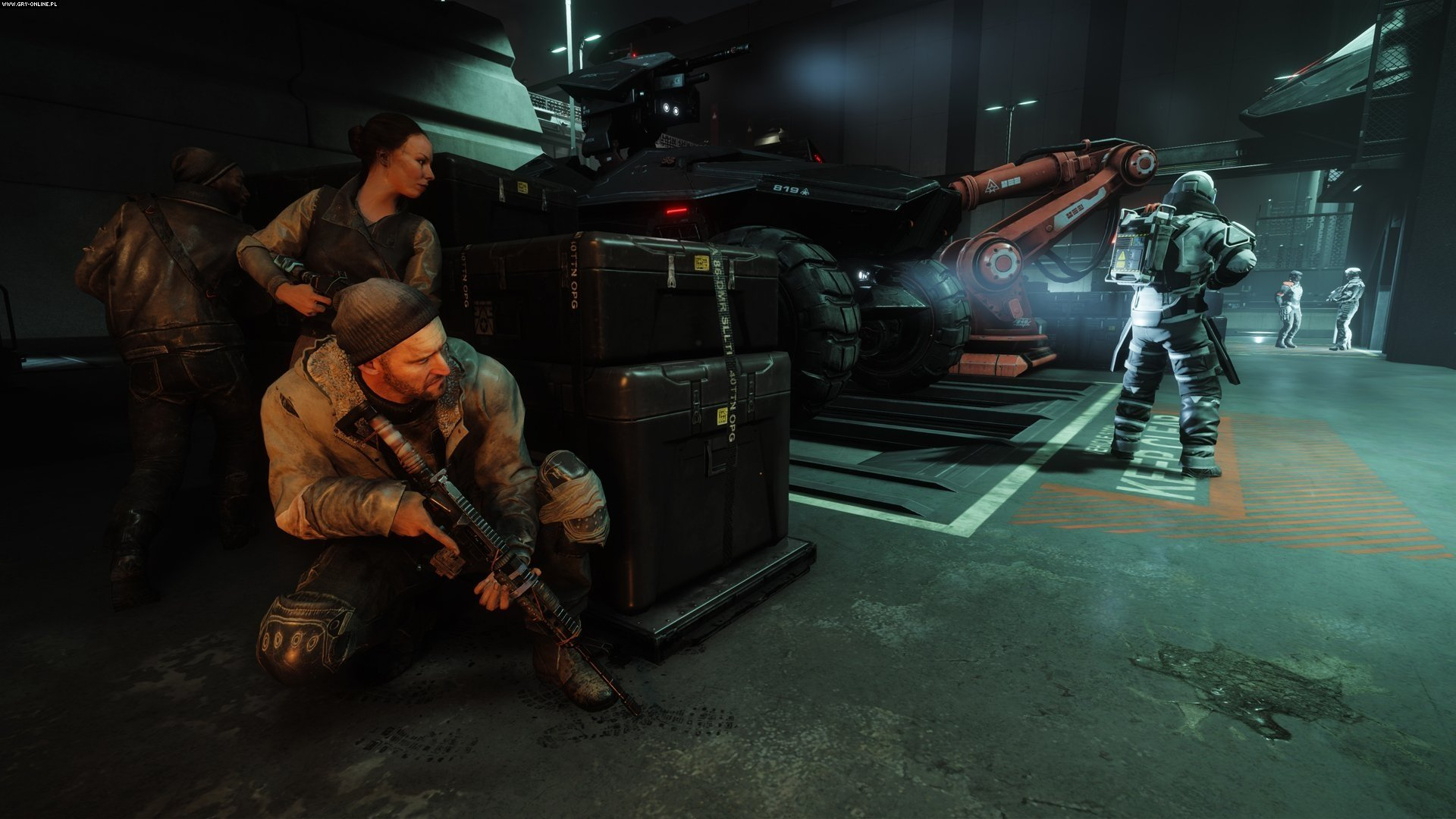Homefront: The Revolution PC, PS4, XONE Games Image 9/43, Deep Silver Dambuster Studios, Deep Silver / Koch Media