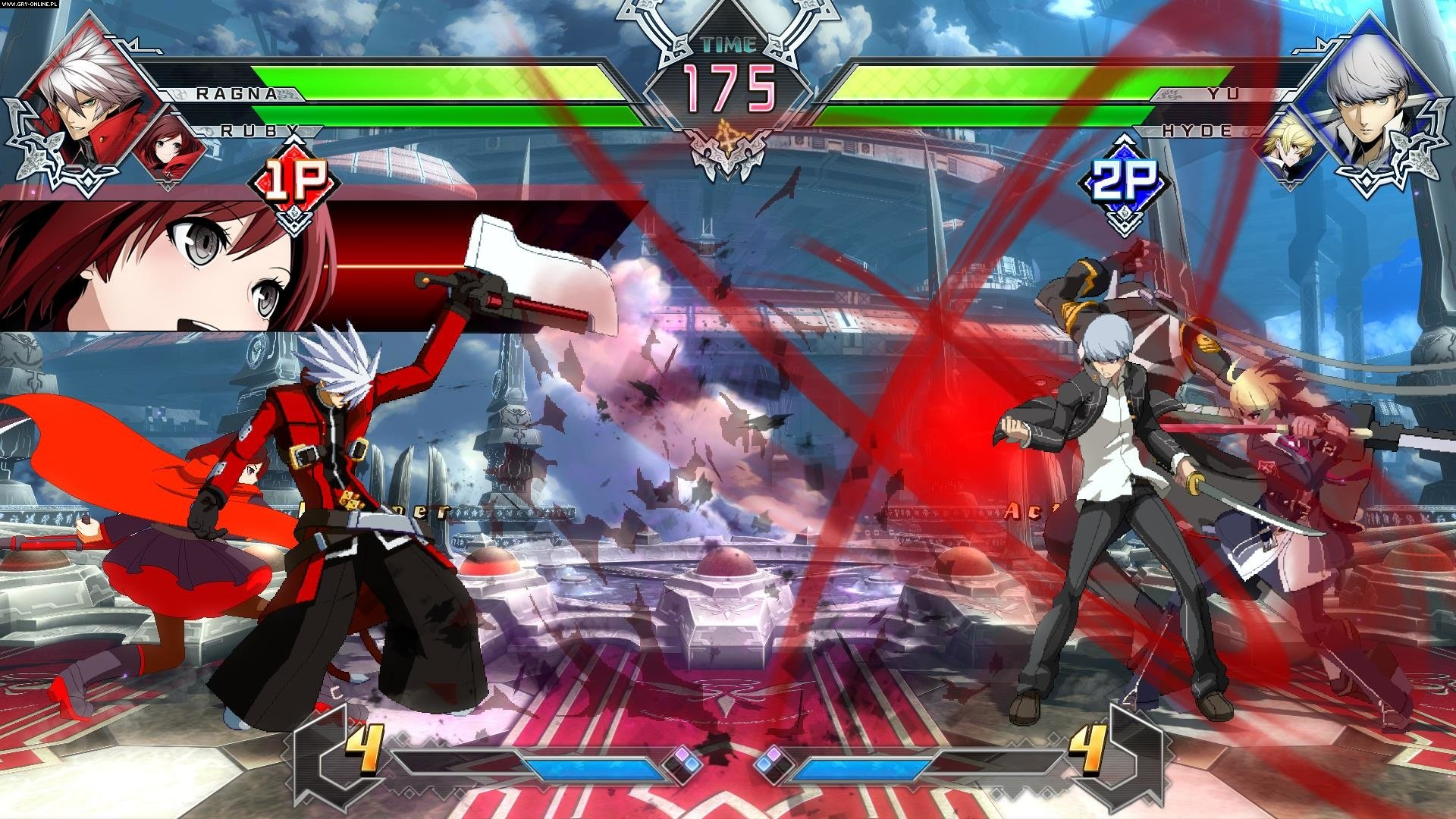 BlazBlue: Cross Tag Battle PC, PS4, Switch Gry Screen 5/109, Arc System Works