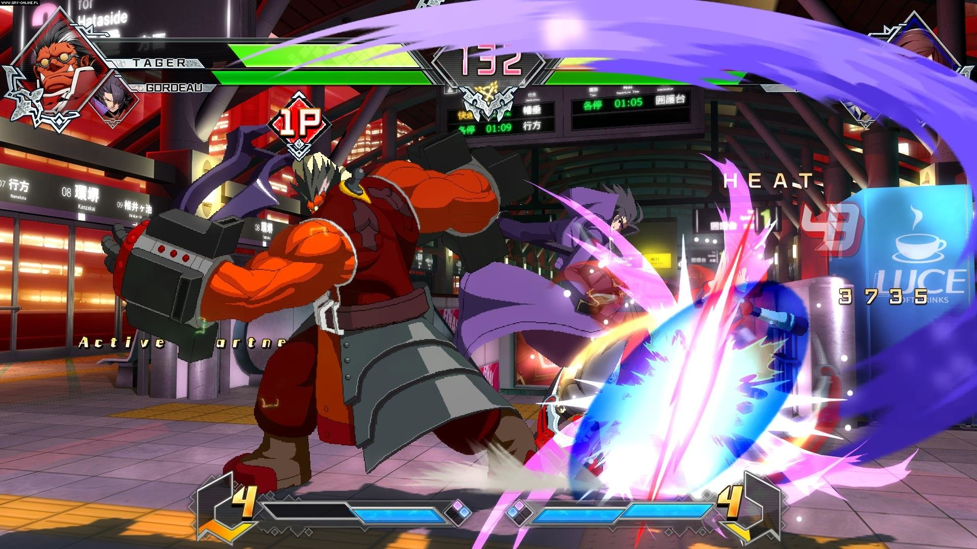 BlazBlue: Cross Tag Battle PC, PS4, Switch Gry Screen 3/109, Arc System Works