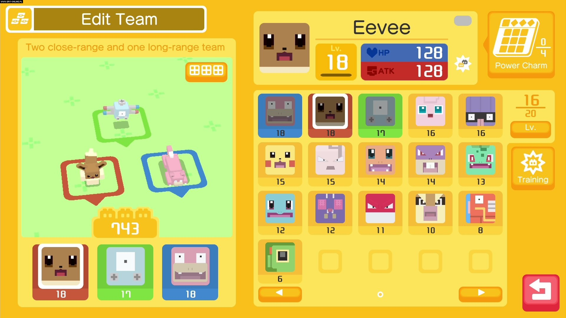Pokemon Quest AND, iOS, Switch Games Image 5/9, The Pokemon Company