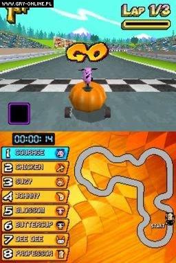 Cartoon Network Racing Nds