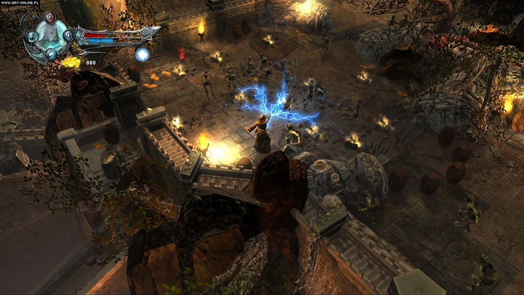 R.A.W.: Realms of Ancient War PC Gry Screen 11/14, Wizarbox, Focus Home Interactive
