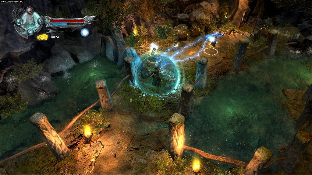 R.A.W.: Realms of Ancient War PC Gry Screen 9/14, Wizarbox, Focus Home Interactive