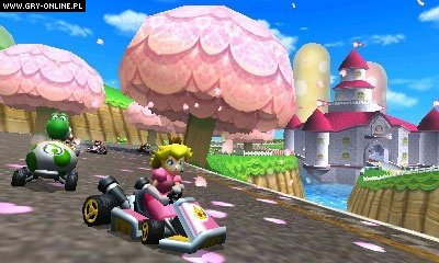 Mario Kart 7 3DS Gry Screen 30/38, Nintendo