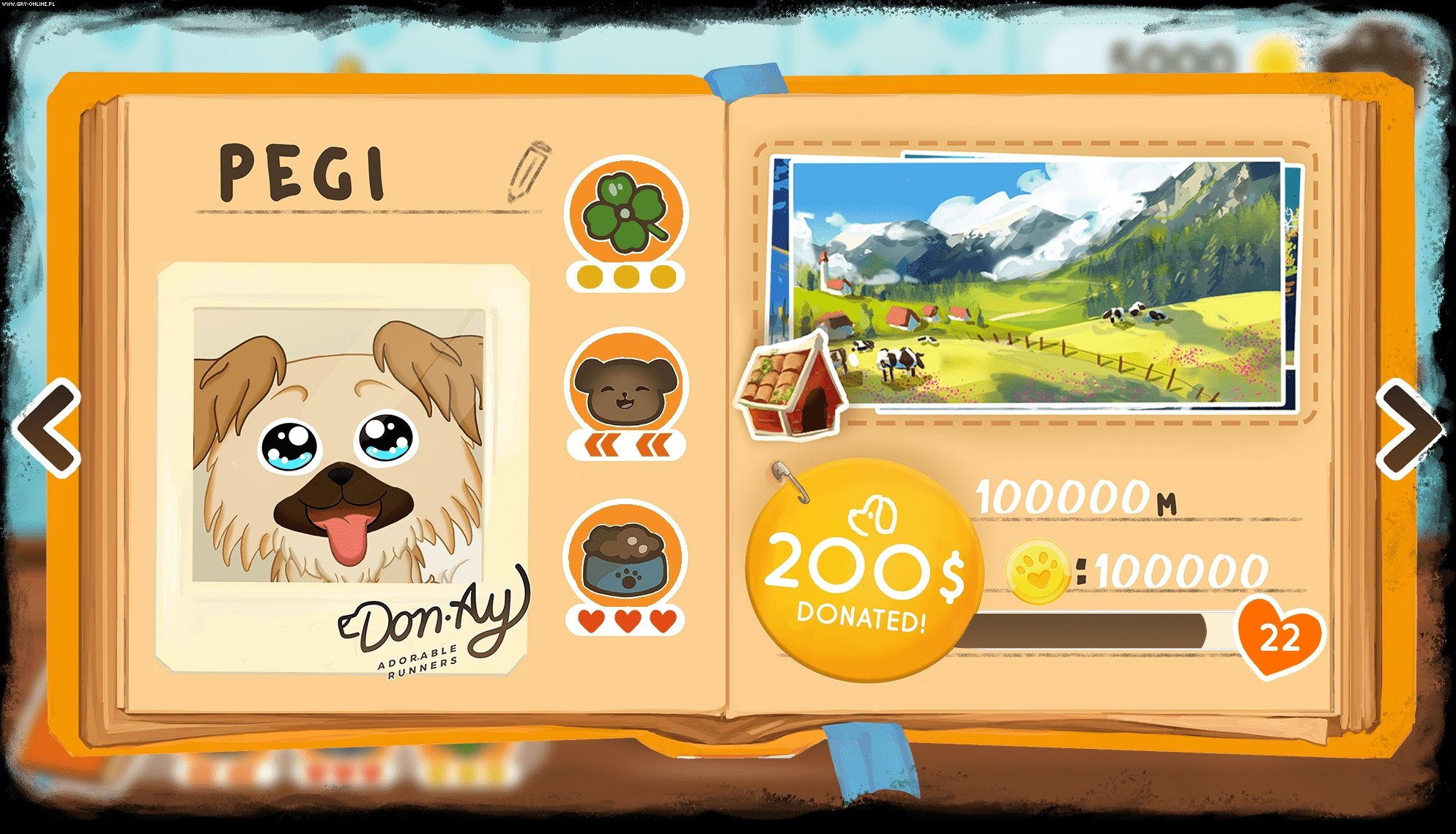 Don-Ay: Pet Rescue iOS, AND Games Image 2/6, Affinity Project